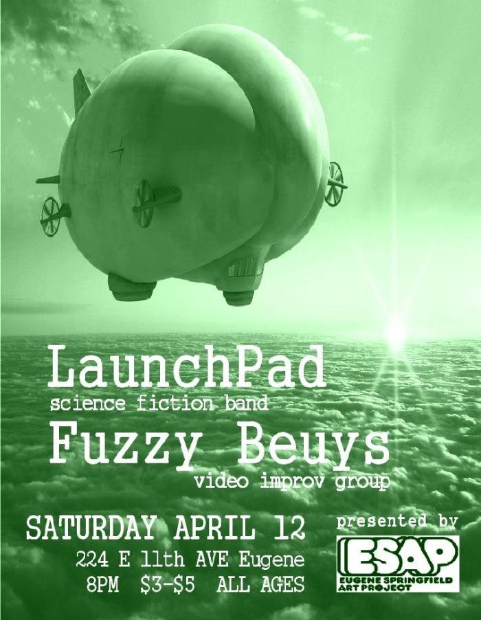 Launchpad/Fuzzy Beuys Promo