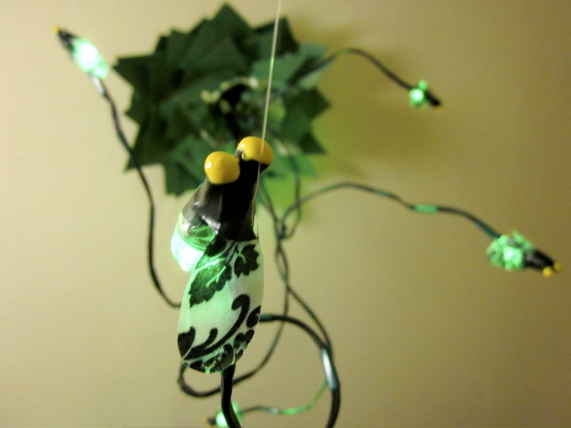 Green Fireflies - 10